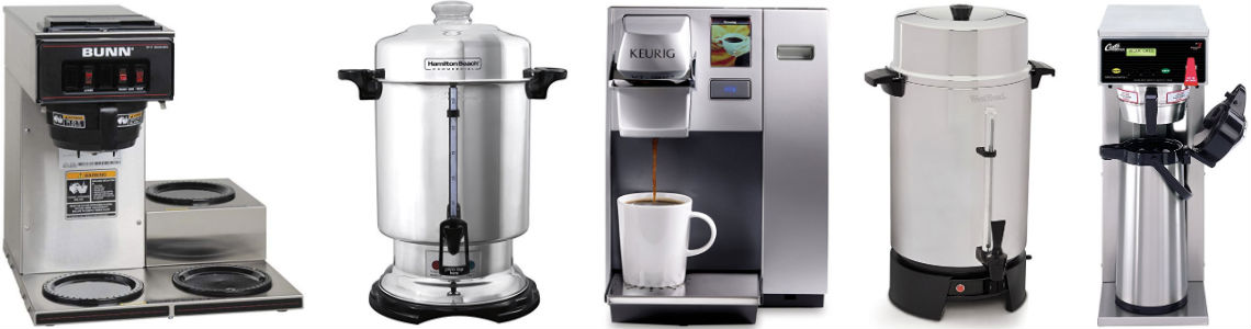 The 5 Best Commercial Coffee Makers Of 2019 Fullmooncafe