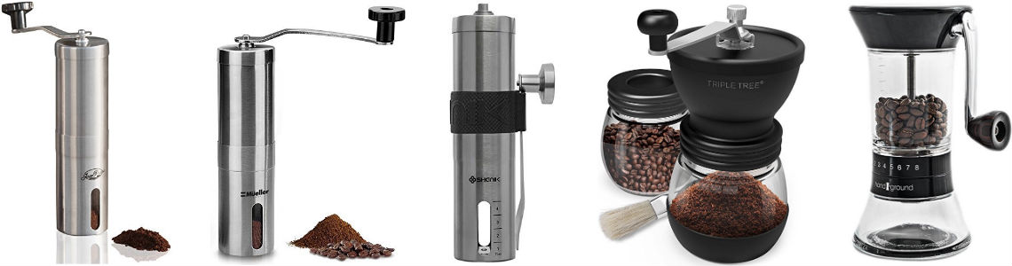 Timemore portable manual burr set coffee grinder buy coffee.