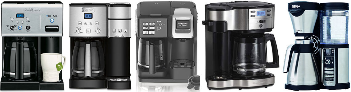 The 5 Best Dual Coffee Makers Two Way