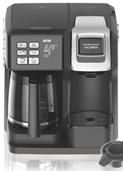 The 5 Best Dual Coffee Makers Two Way Models Fullmooncafe